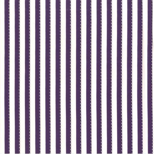 Anthology Purple Stripe BC28-10 designed by Jacqueline de Jonge per 25cm