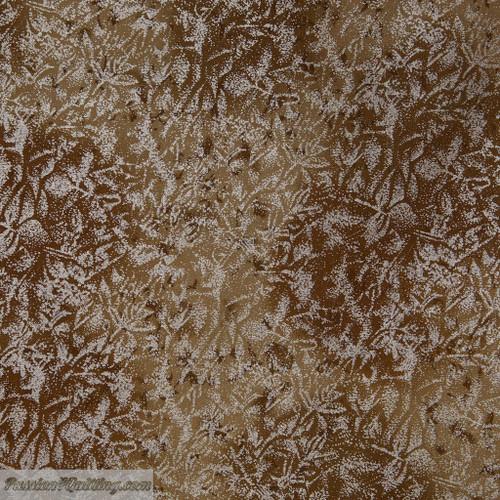 Fairy frost a two tone Brown. 91. per 25cm
