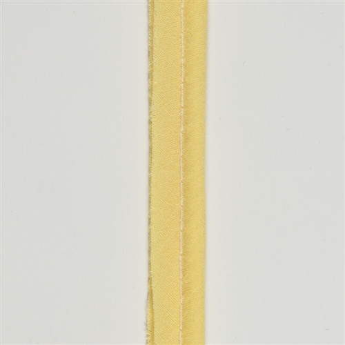 Piping Light Yellow per metre