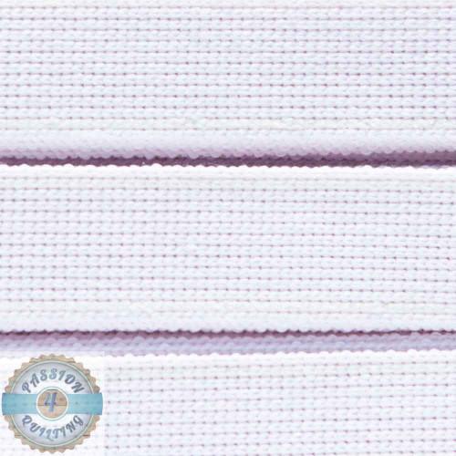 Soft pink Cotton Blend Webbing. Per metre