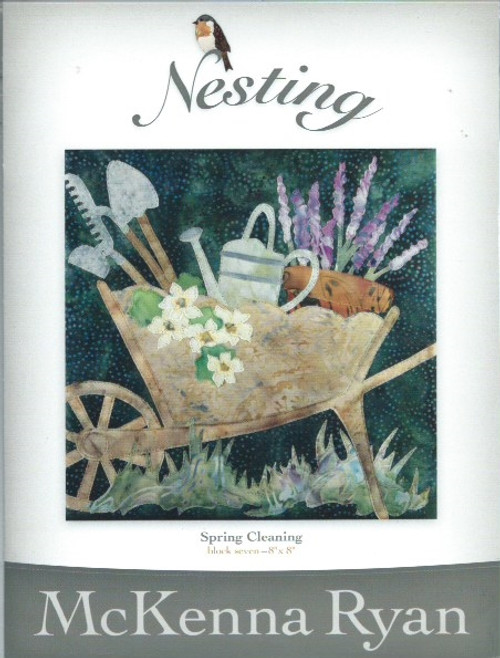 Nesting - Spring Cleaning by McKenna RyanBlock 7