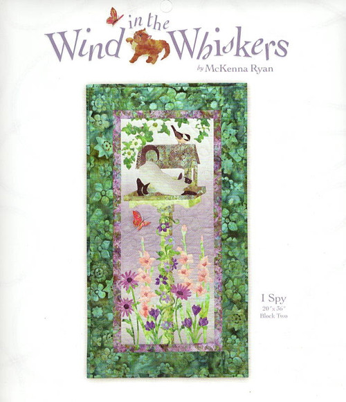 Winds in the Whiskers I Spy by McKenna Ryan