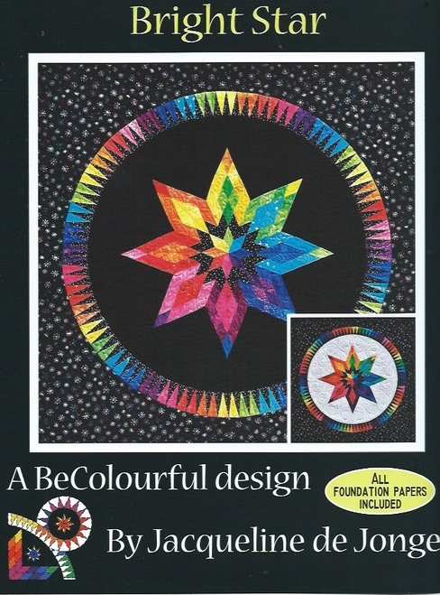 Bright star designed by Jacqueline de Jonge