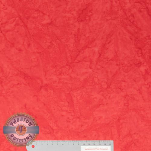 Batik BC07 red by Jacqueline de Jonge per 25cm