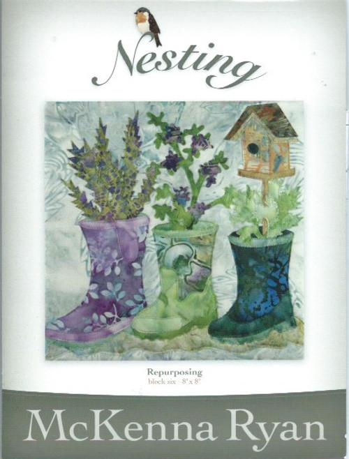 Nesting - Repurposing by McKenna Ryan Block 6