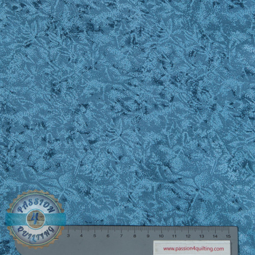 Fairy frost Blue Grey per 25cm