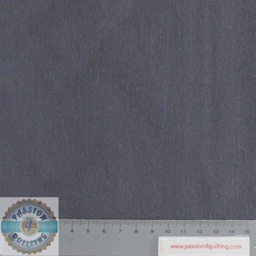 Rose & Hubble True Craft Cotton Dark Grey per 25cm