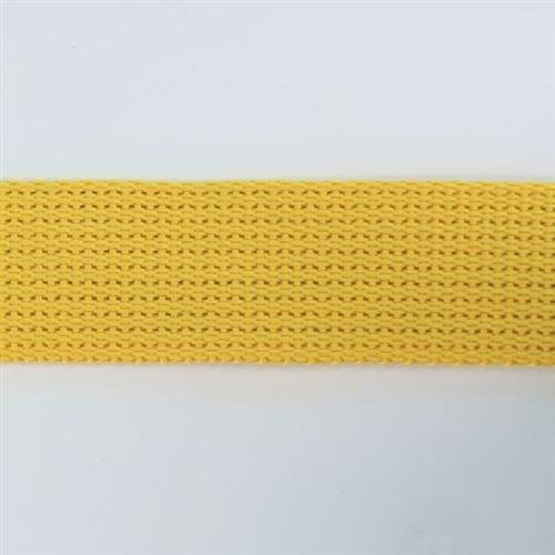 Webbing yellow. per metre