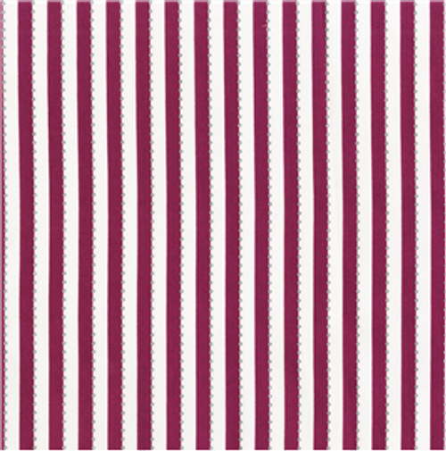 BC28-9 Anthology Plum Stripe  designed by Jacqueline de Jonge per 25cm