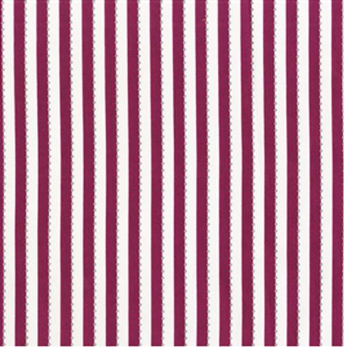 Anthology Plum Stripe BC28-9 designed by Jacqueline de Jonge per 25cm