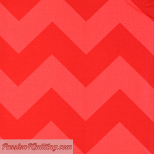 Chevron Large red 390-81. (1.8m long)