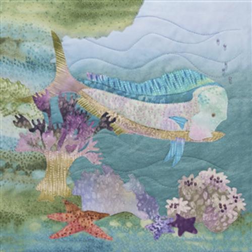 Sea Breeze Tweedle Dum by McKenna Ryan