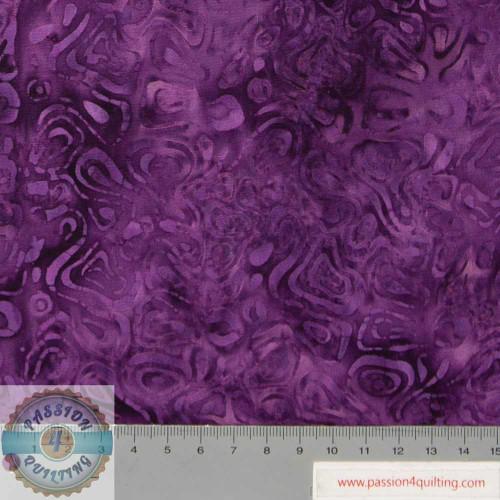 Batik Violet 227Q-5  per 25cm