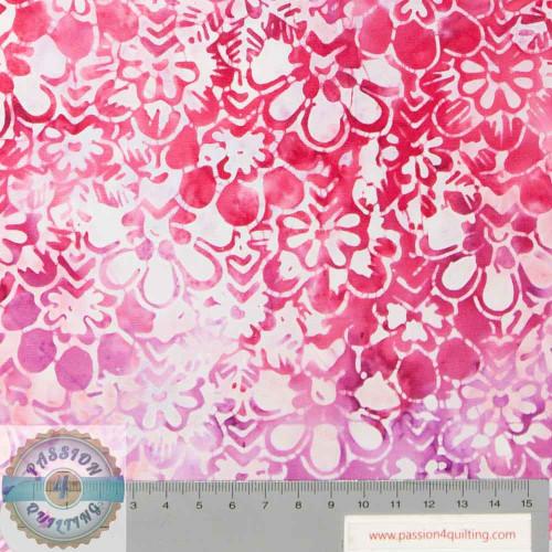 Batik Orchid 202Q-6  per 25cm
