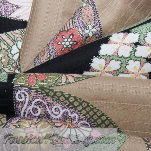 Black Kimono. Per 25cm