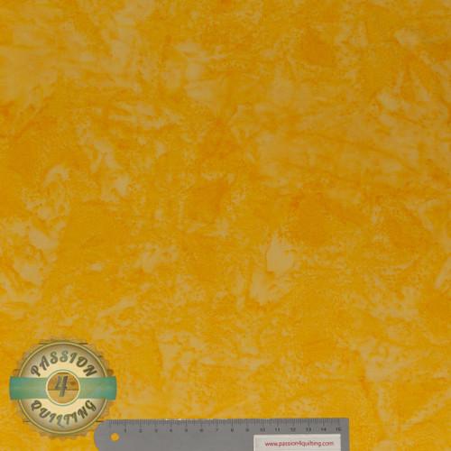 Batik BC01 yellow by Jacqueline de Jonge per 25cm