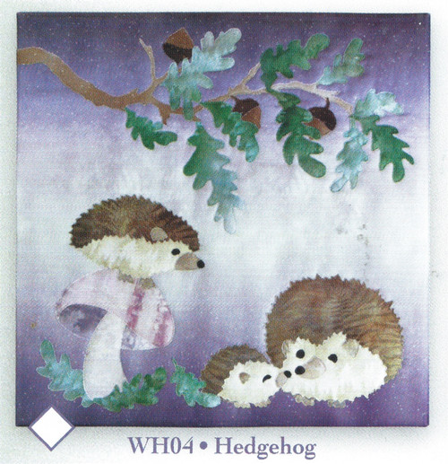 Hedgehog from Woodland Hollow by McKenna Ryan WH04
