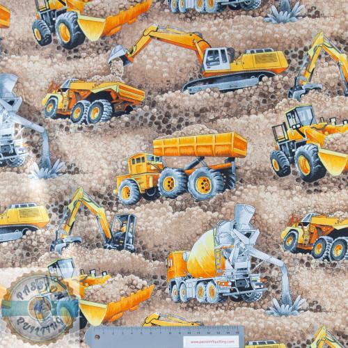 Trucks and Diggers per 25cm