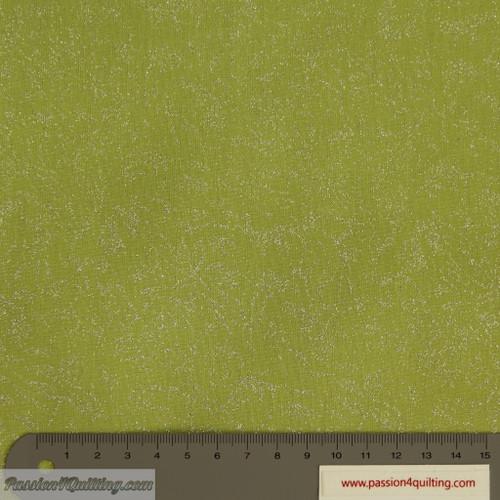 Fairy frost green glitter 105. per 25cm