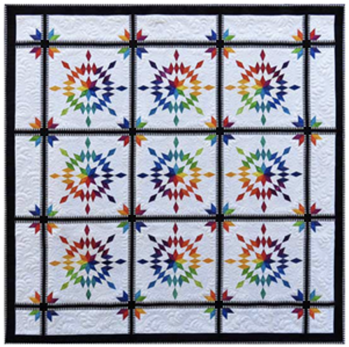 Luminosity, Quilt Kit Designed by Jacqueline de Jonge