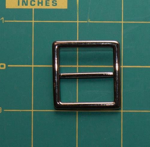 Square 35m slider  pewter each