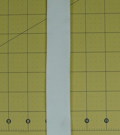 3cm Elastic per metre