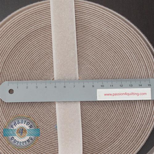 Velcro Taupe per 25cm