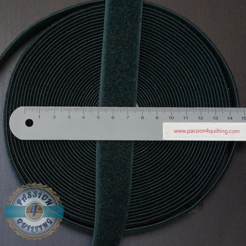Velcro Forrest Green per 25cm
