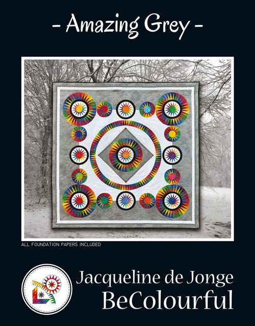 Amazing Grey. by Jacqueline de Jonge