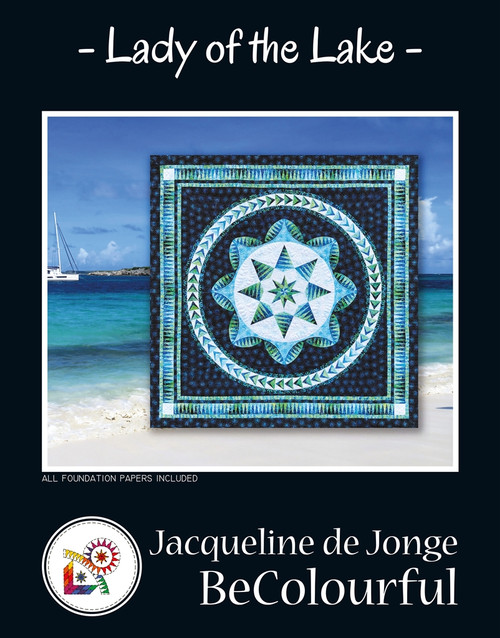 Lady of the Lake by Jacqueline de Jonge