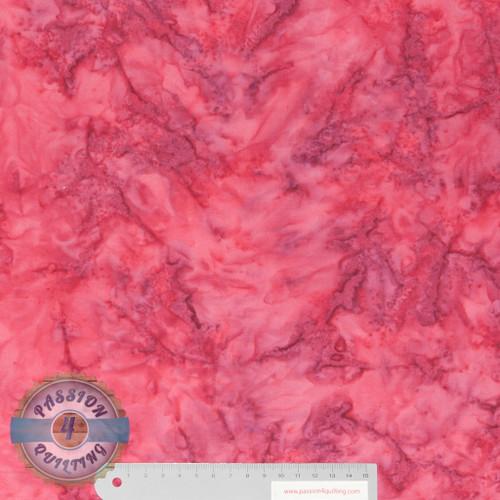Batik BC09 red by Jacqueline de Jonge per 25cm