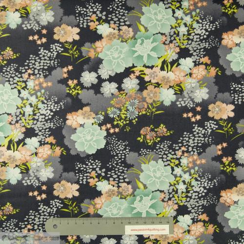 Asami Large Flower 1558 per 25cm