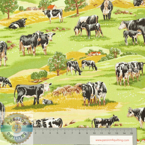In The Country Cows 89310 per 25cm