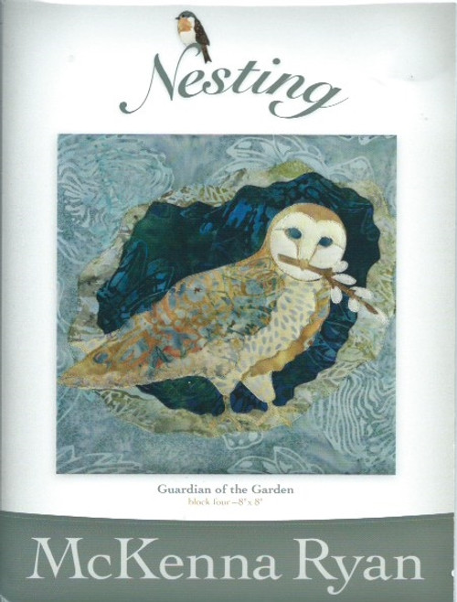 Nesting - Guardian of the Garden by McKenna Ryan Block 4