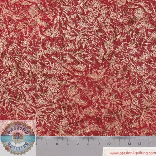 Fairy Frost Red Brown. Per 25cm