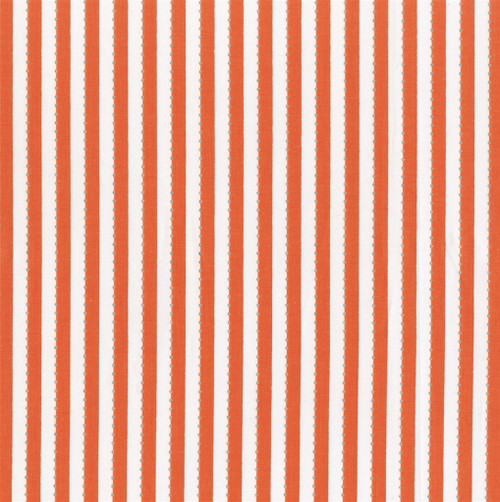 BC28-8  Anthology Orange Stripe designed by Jacqueline de Jonge per 25cm