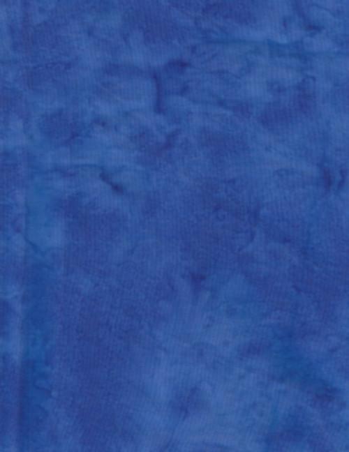 Batik BC16 blue by Jacqueline de Jonge per 25cm