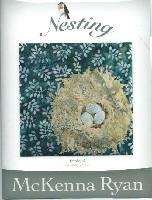 Nesting - Triplets by McKenna Ryan Block 3
