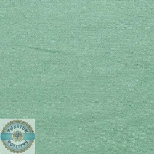 Kona cotton solids Celedon Solid 1065 green per 25cm