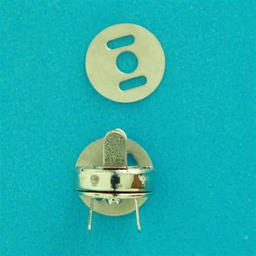 Stud magnetic Pewter 1cm