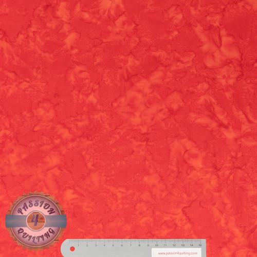 Batik BC06 orange by Jacqueline de Jonge per 25cm