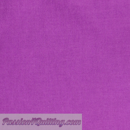 Heather purple plain fabric per 25cm