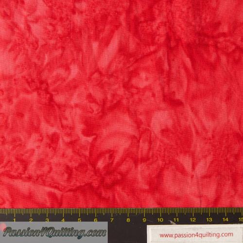 Batik  bright  red SSB037 per 25