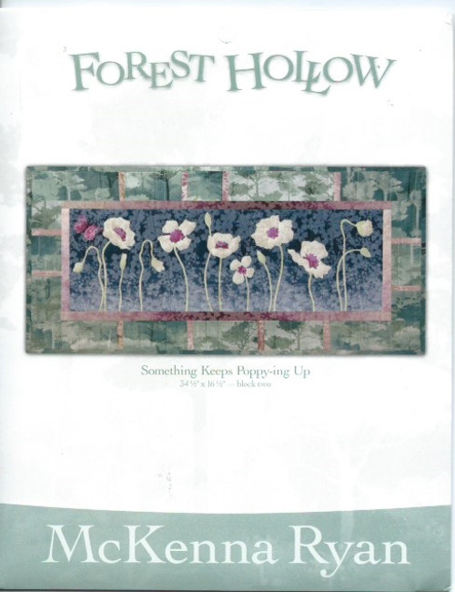 Something poppy-ing up from Forest Hollow by McKenna Ryan