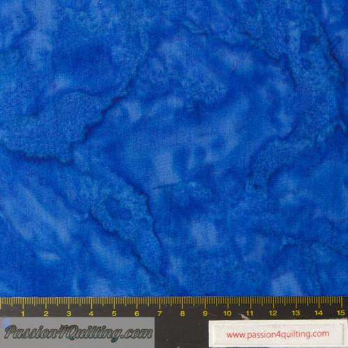 Batik  blue SSB0105 per 25cm