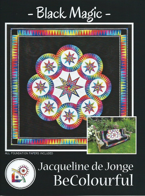 Black Magic by Jacqueline de Jonge  BC1706