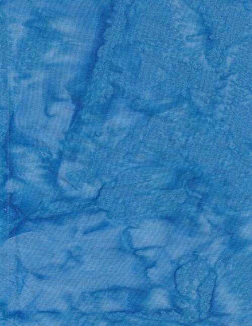 Batik BC18 blue by Jacqueline de Jonge per 25cm