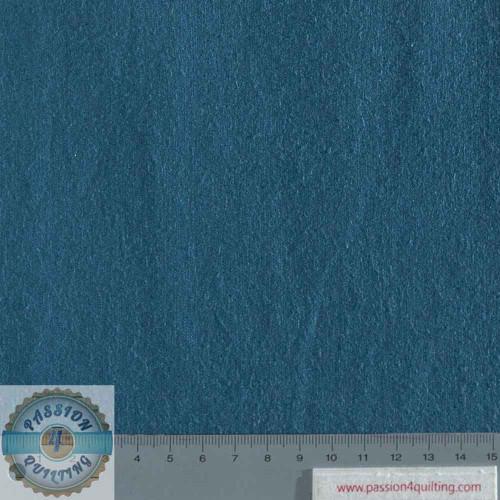 Rose & Hubble True Craft Cotton Teal per 25cm