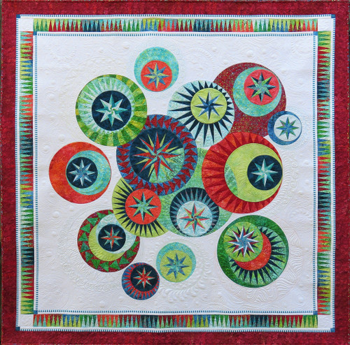 Dream Flight, Quilt Kit designed by Jacqueline de Jonge