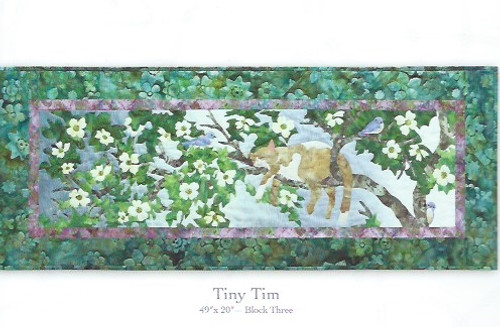 Winds in the Whiskers Tiny Tim by McKenna Ryan